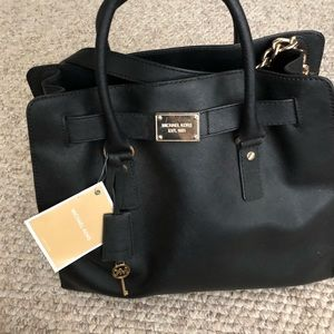 Handbags - Large black handbag NWT